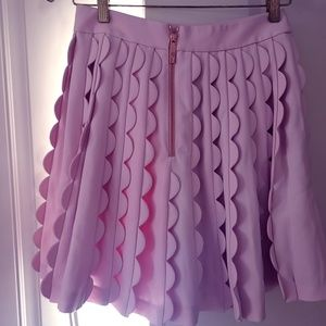New Ted Baker London Womens Size 1 Short PinK